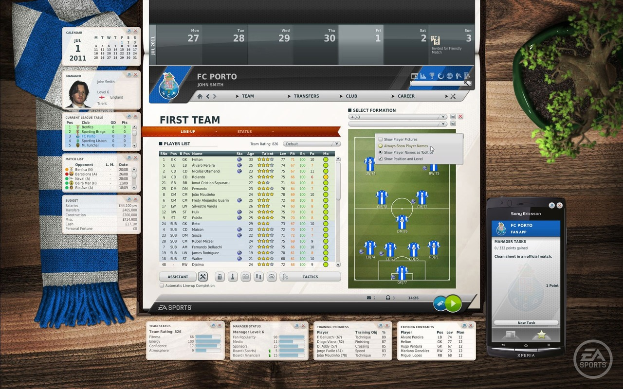 FifaManager12 PC Editeur 009