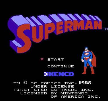 Superman-Nes- NES Div 003