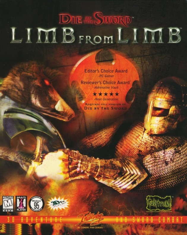 Die By the Sword : Limb From Limb