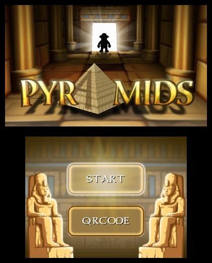 Pyramids 3DSWare Div 003