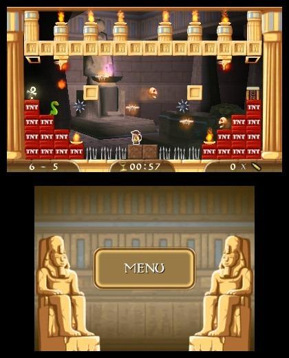 Pyramids 3DSWare Div 010