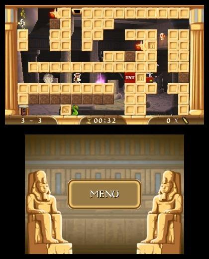 Pyramids 3DSWare Div 014