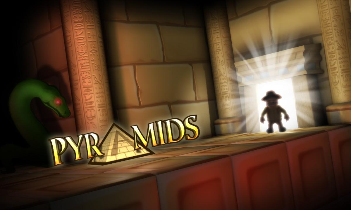 Pyramids 3DSWare Jaquette 001