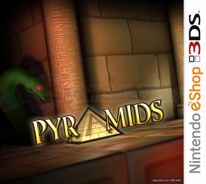 Pyramids 3DSWare Jaquette 002