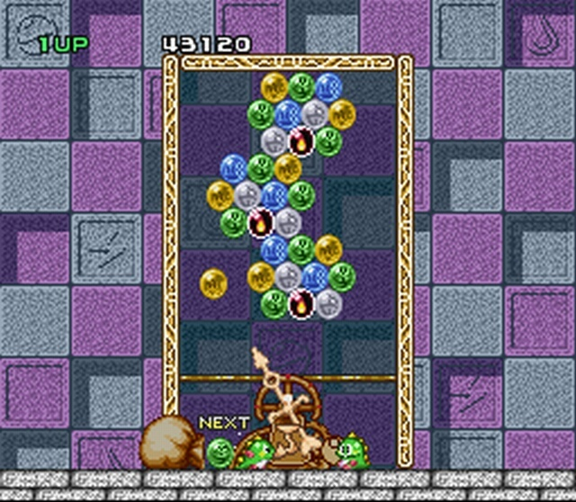 Bust-A-Move-SuperNes- SNES Div 006