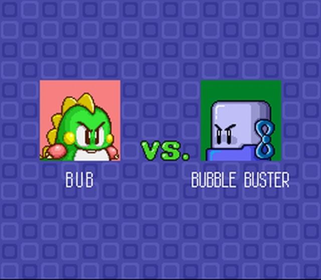 Bust-A-Move-SuperNes- SNES Div 011
