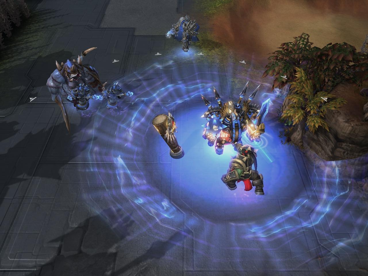 BlizzardDOTA PC Editeur 003