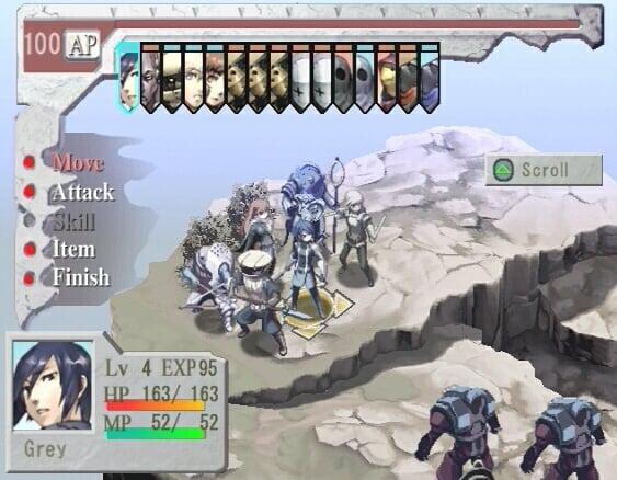 StellaDeus-TheGateofEternity PS2 Editeur 008