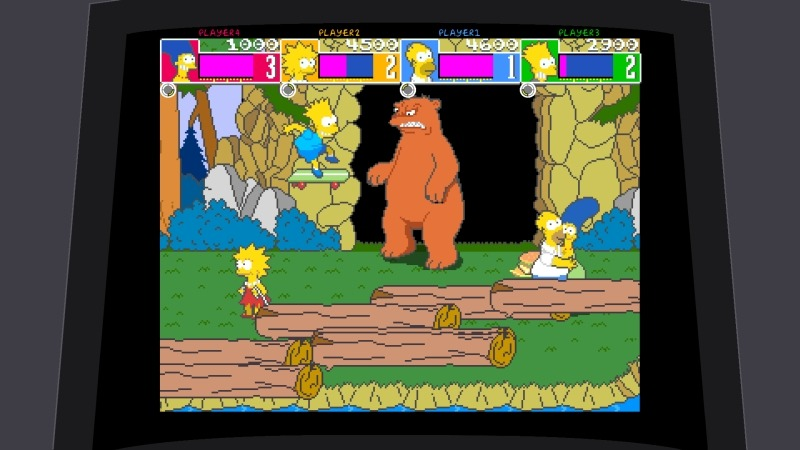 TheSimpsonsArcadeGame PS3 Editeur 004