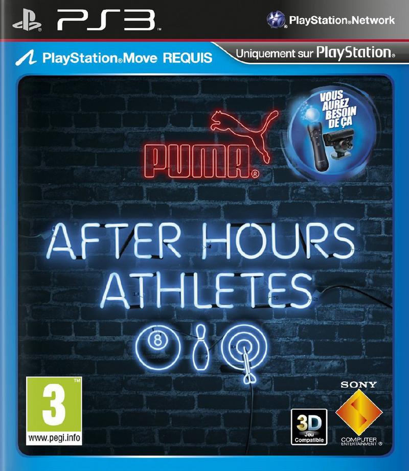 AfterHoursAthletes PS3 Jaquette 001