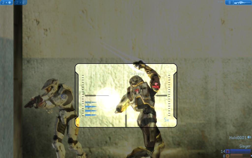 Halo2 PC Editeur 015
