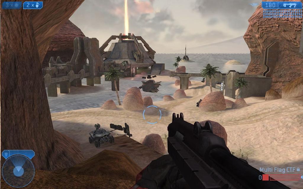 Halo2 PC Test06