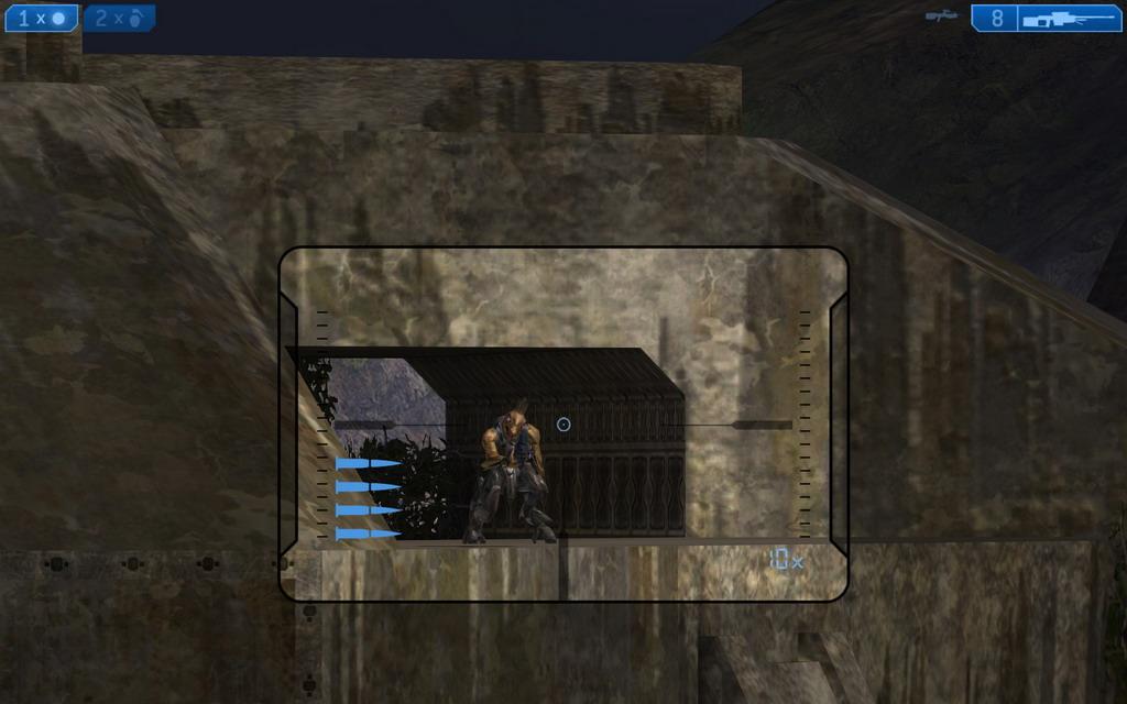 Halo2 PC Test07