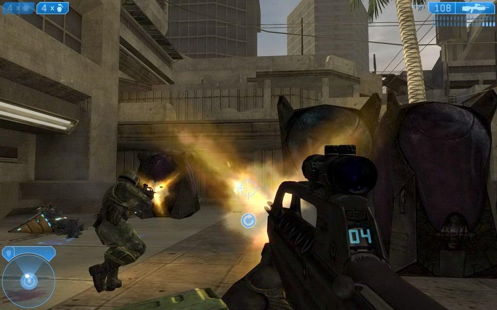 Halo2 PC Test31