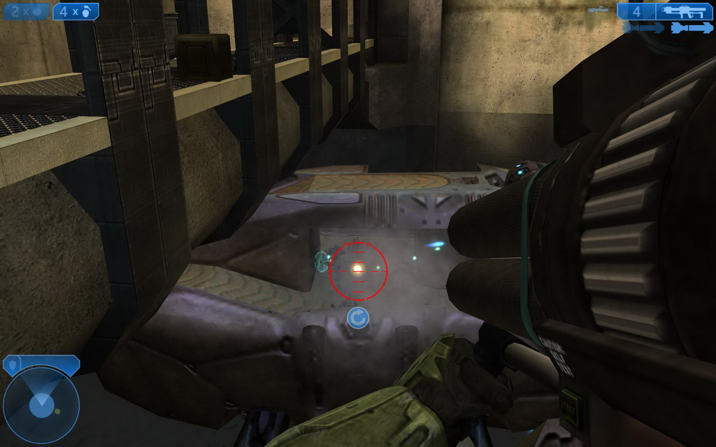 Halo2 PC Test33