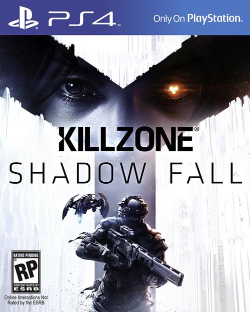 Killzone-ShadowFall PS4 Jaquette 001