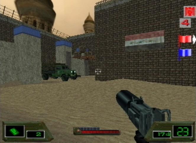 SoldierofFortune-GoldEdition PS2 Editeur 002