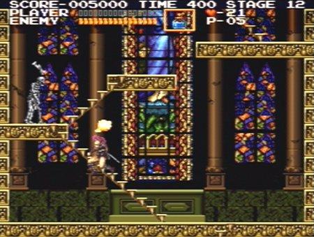 CastlevaniaChronicles Multi Editeur 006