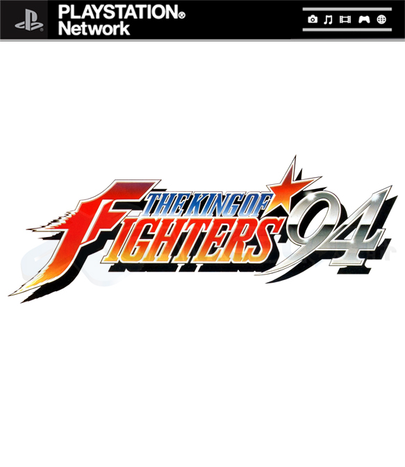 TheKingofFighters-94 PS Network Jaquette 001