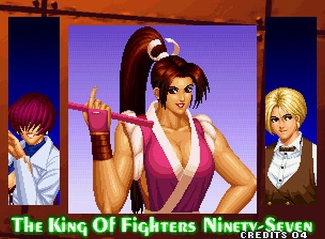 TheKingofFighters-97 NeoGeo Editeur 010
