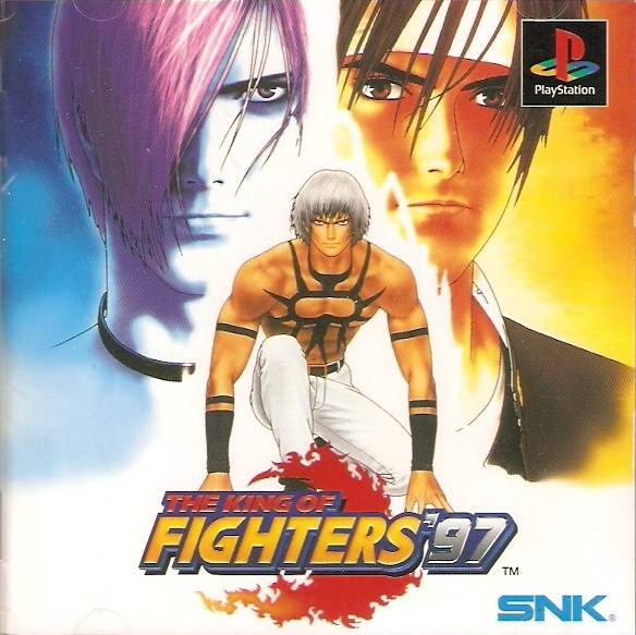 TheKingofFighters-97 PS Jaquette 001