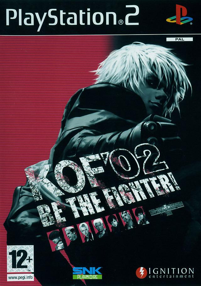 TheKingofFighters2002 PS2 Jaquette 001
