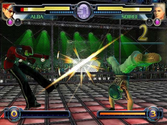 TheKingofFighters-MaximumImpact PS2 Editeur 005
