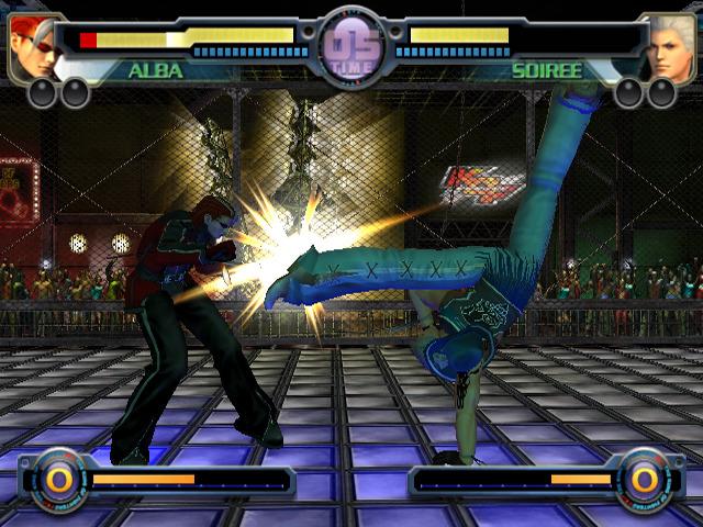 TheKingofFighters-MaximumImpact PS2 Editeur 006