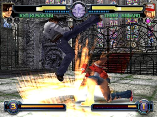 TheKingofFighters-MaximumImpact PS2 Editeur 007