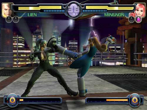 TheKingofFighters-MaximumImpact PS2 Editeur 008