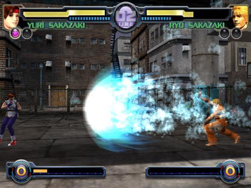 TheKingofFighters-MaximumImpact PS2 Editeur 009