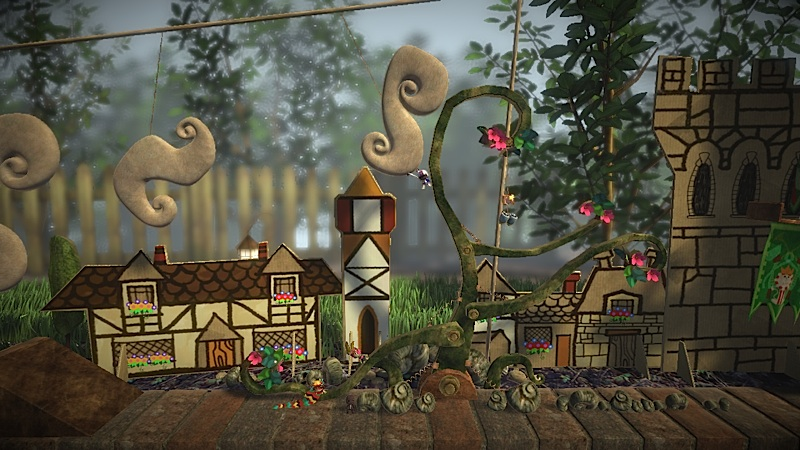LittleBigPlanet PS3 Editeur 001