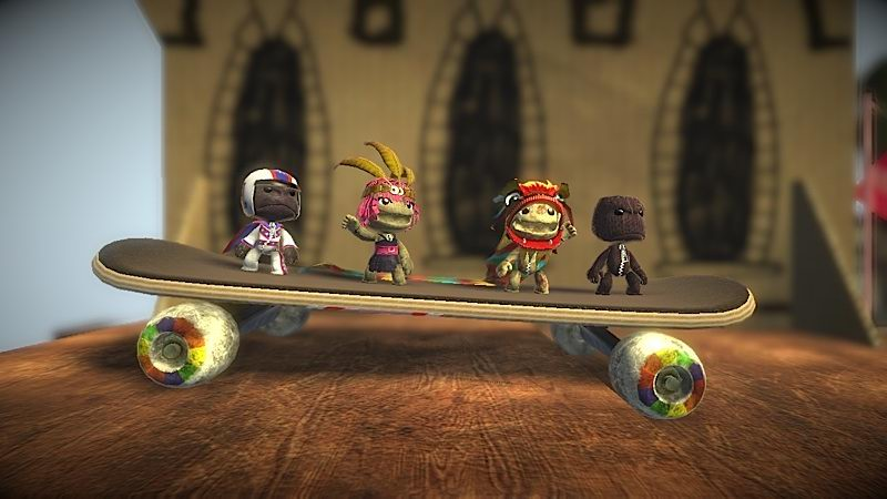 LittleBigPlanet PS3 Editeur 004
