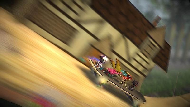 LittleBigPlanet PS3 Editeur 005