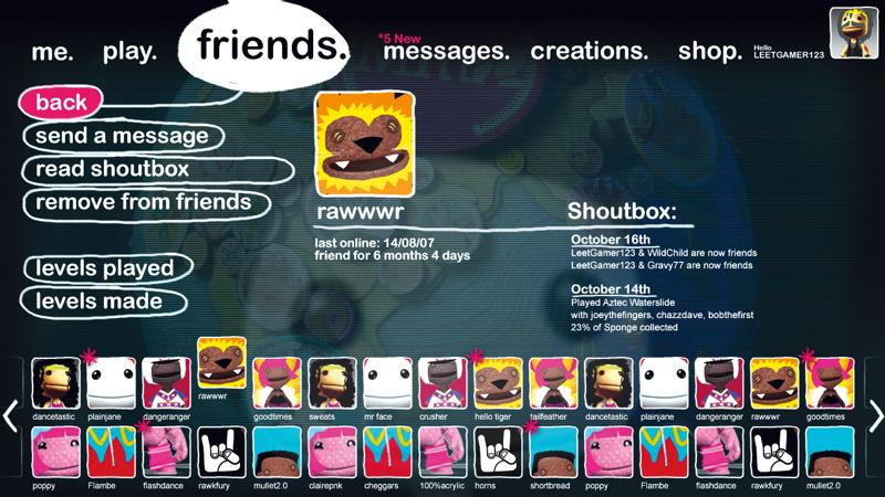 LittleBigPlanet PS3 Editeur 007