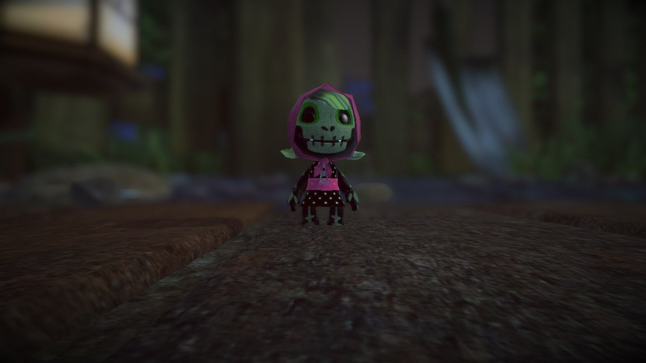 LittleBigPlanet PS3 Editeur 012