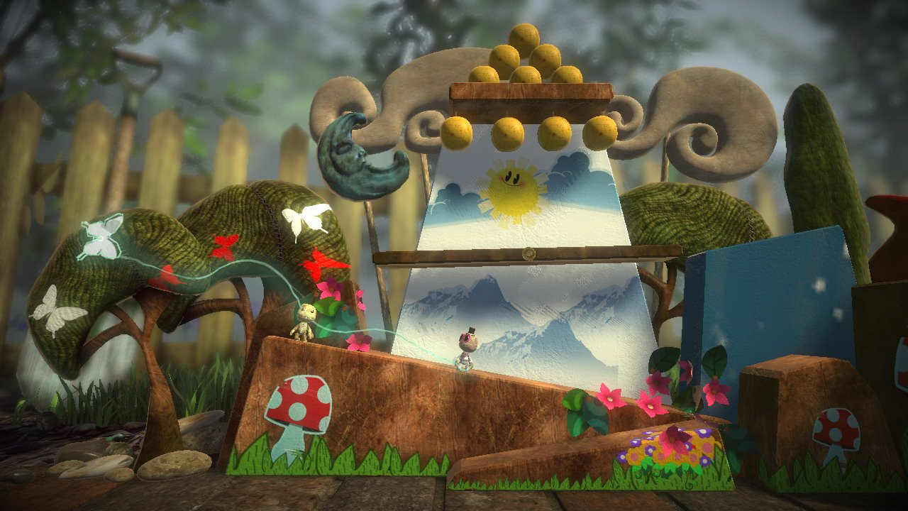 LittleBigPlanet PS3 Editeur 015