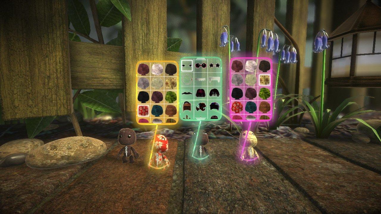 LittleBigPlanet PS3 Editeur 016