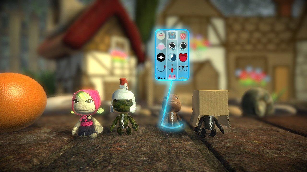 LittleBigPlanet PS3 Editeur 018