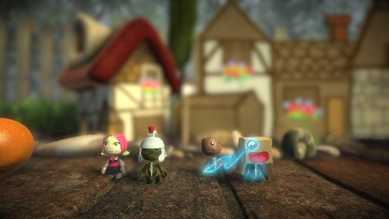 LittleBigPlanet PS3 Editeur 019