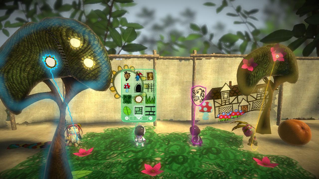 LittleBigPlanet PS3 Editeur 024