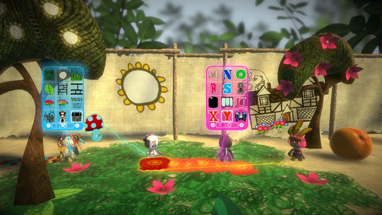 LittleBigPlanet PS3 Editeur 026