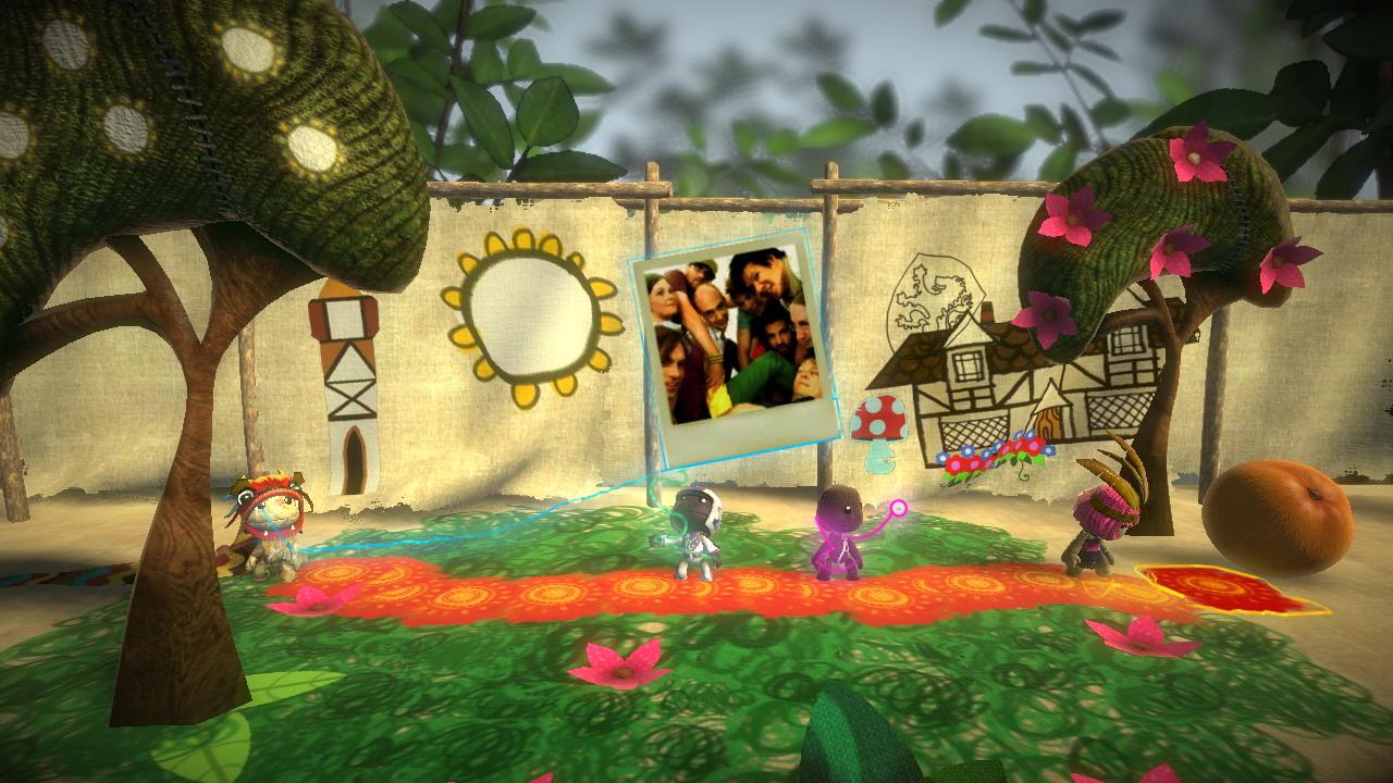 LittleBigPlanet PS3 Editeur 027