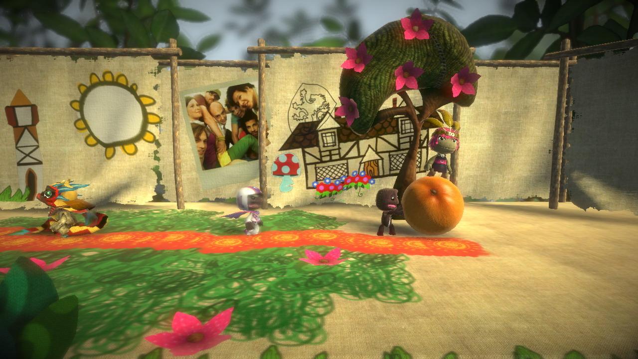LittleBigPlanet PS3 Editeur 029