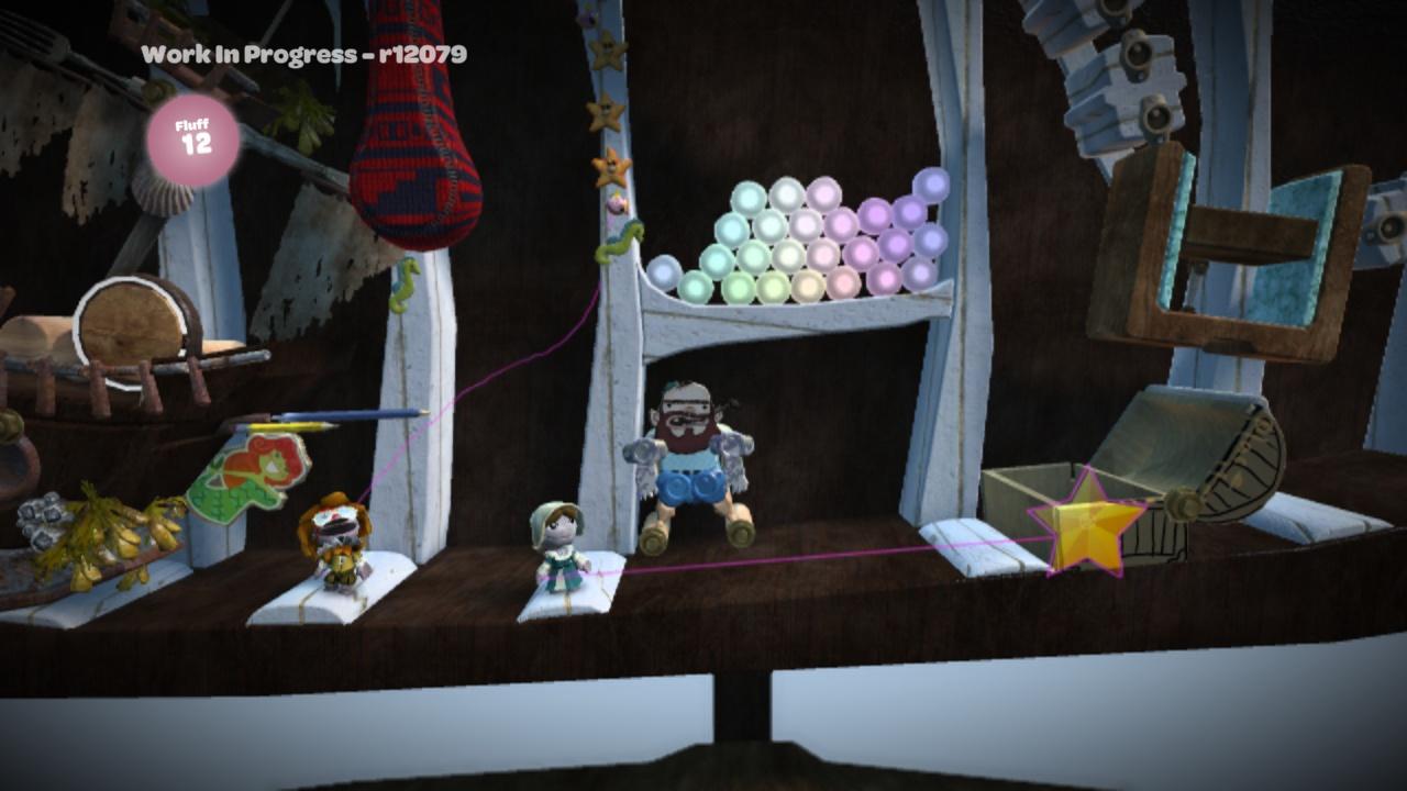 LittleBigPlanet PS3 Editeur 036