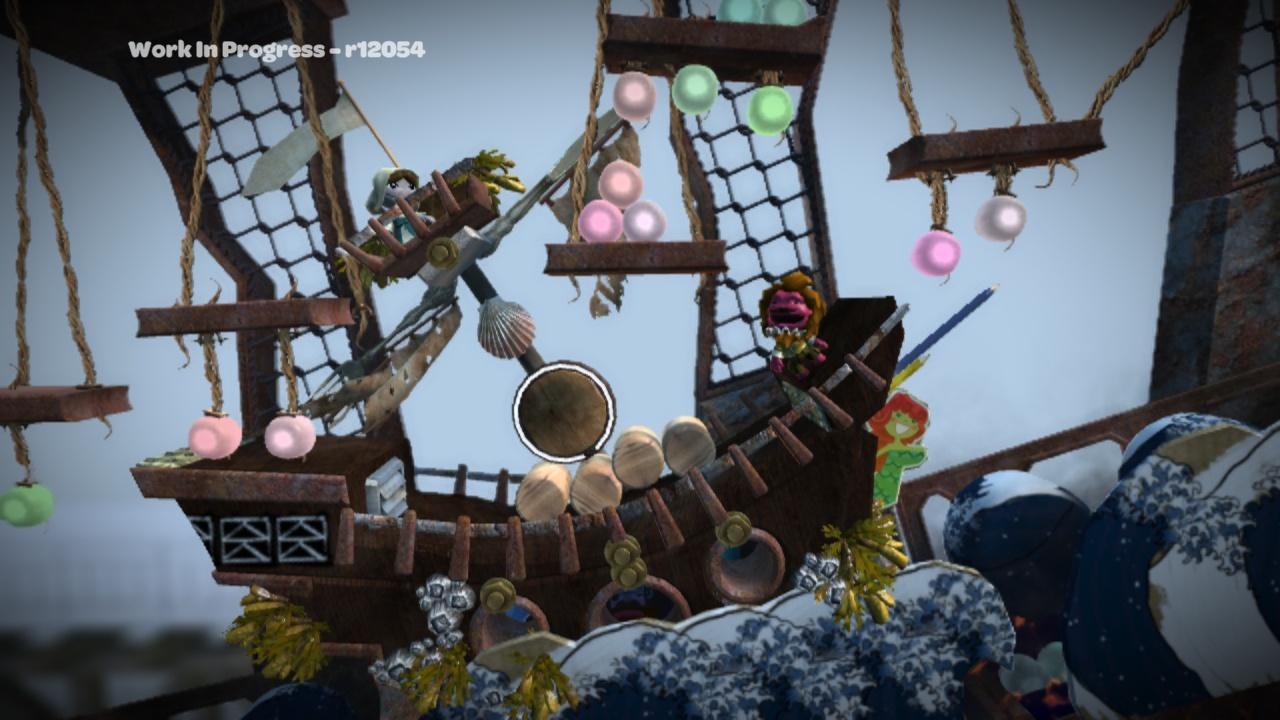 LittleBigPlanet PS3 Editeur 039