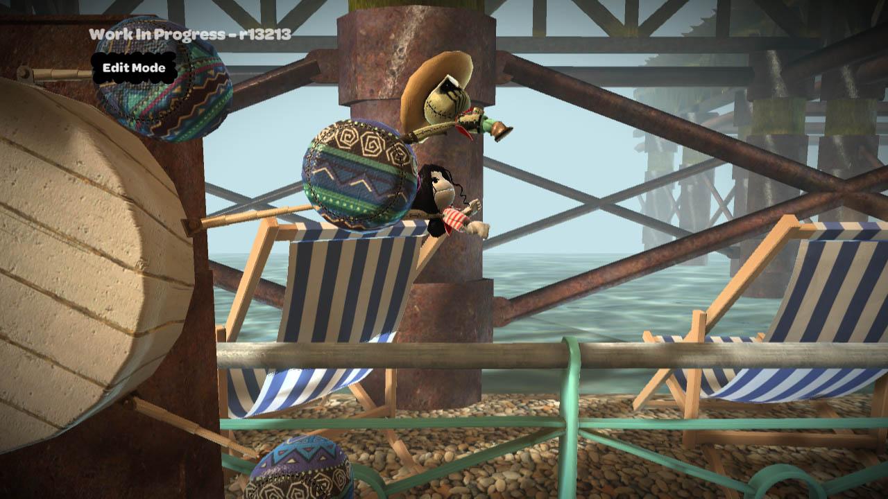 LittleBigPlanet PS3 Editeur 040