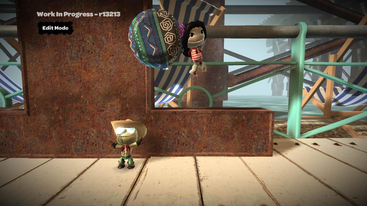 LittleBigPlanet PS3 Editeur 041