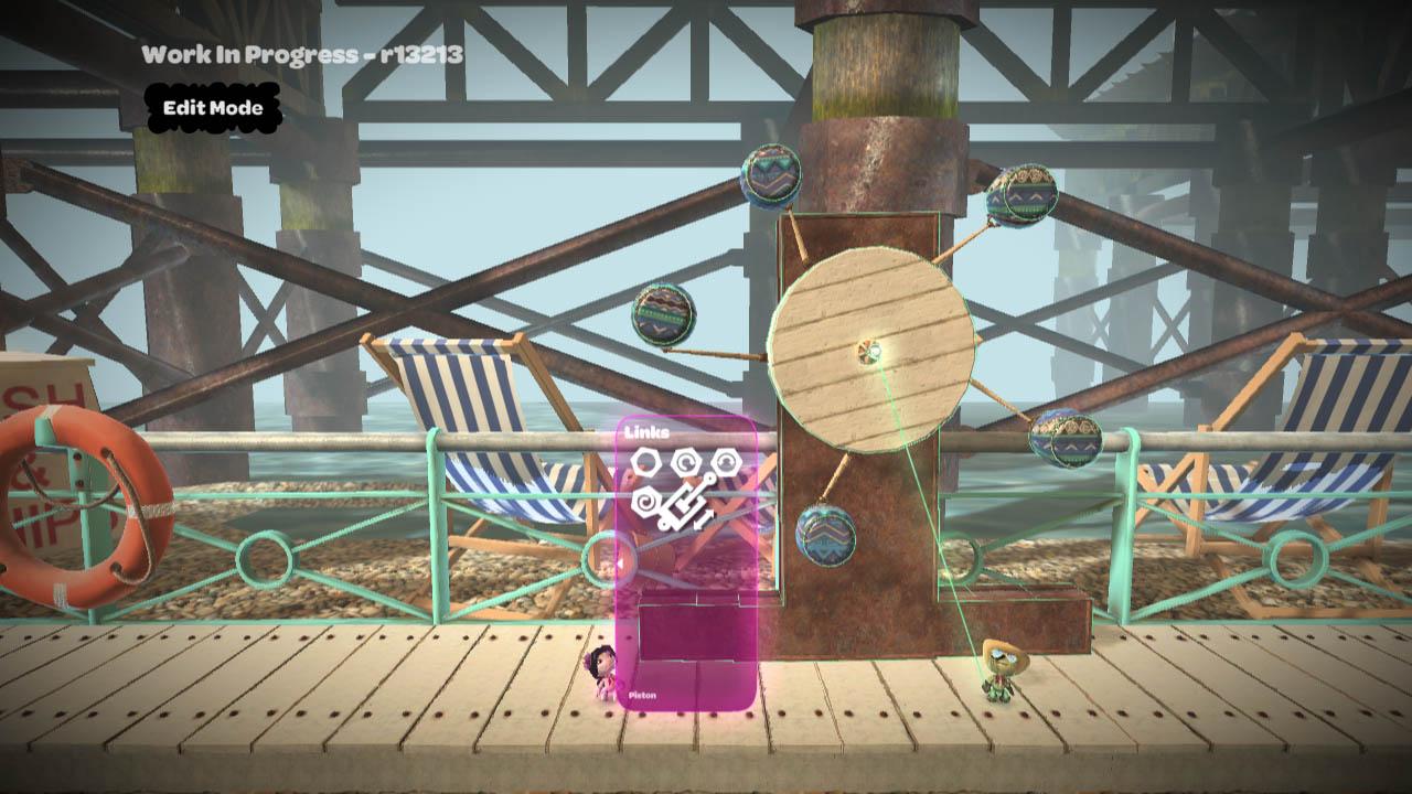 LittleBigPlanet PS3 Editeur 043