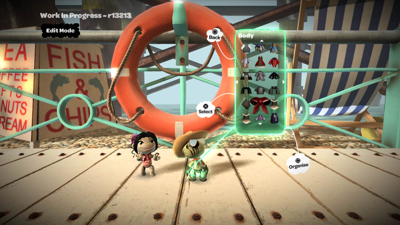 LittleBigPlanet PS3 Editeur 047